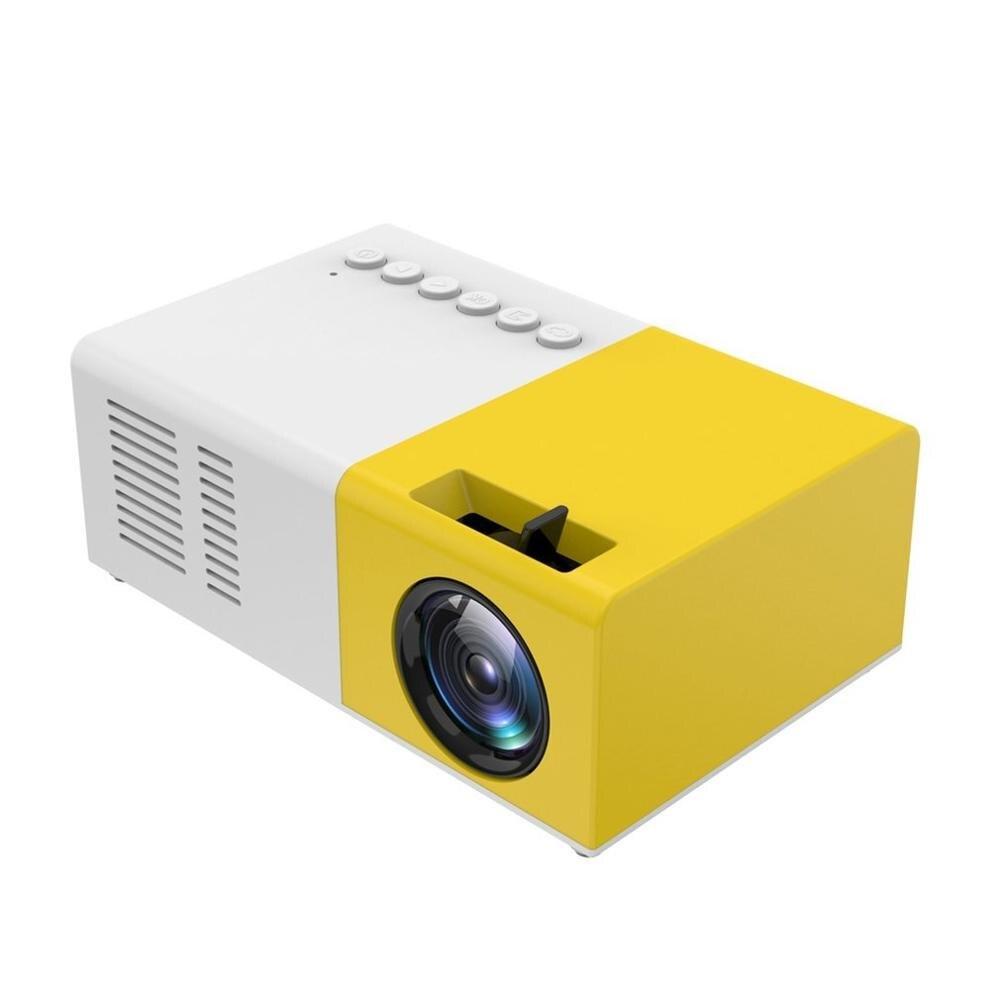 J9-جهاز عرض صغير محمول ، متوافق مع HDMI ، AV ، USB ، HD ، 1080p ، فيديو ، مشغل وسائط ، LED ، للمسرح المنزلي ، الكمبيوتر المحمول