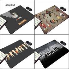 MRGBEST pour joueur joueur petite Table en caoutchouc tapis de souris si drôle jeu Patter équipe forteresse 2 Fps ordinateur de jeu tapis de souris