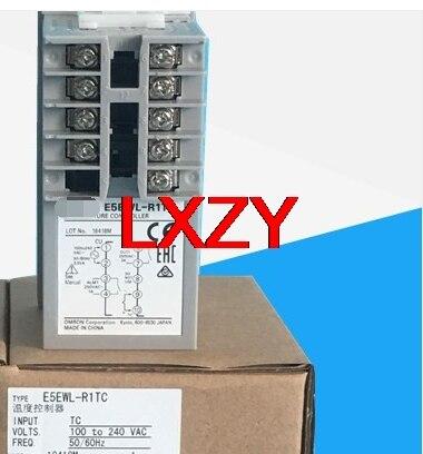 Free Shipping 1pcs/lot Original   temperature controller relay output E5EWL-R1TC