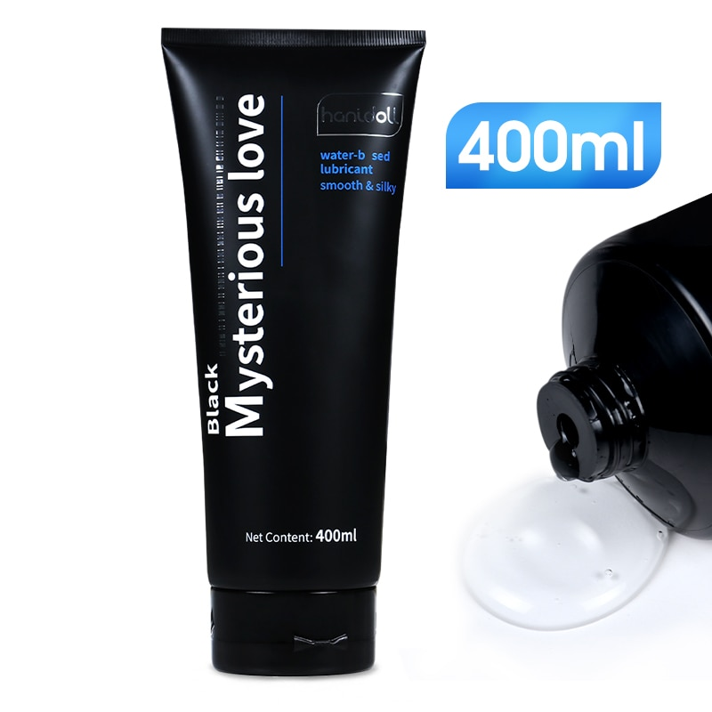 Lubricant for Sex 400ml Large Capacity Anal Lube Sexo Sexual Lubricants Sex Oral Vaginal Anal Sex Ge