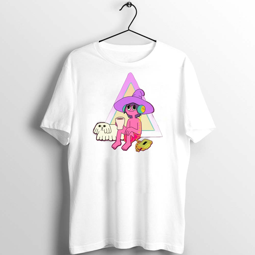Camisas gospel de medianoche, lindas camisetas de café para mujer, camisetas Kawaii para mujer, Harajuku Lovely, camisetas de moda a la moda