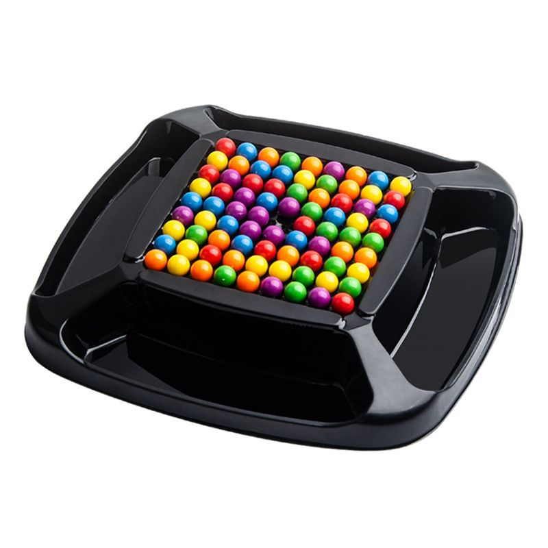Фото - Fun game toy parent-child interactive puzzle colorful rainbow matching happy elimination game kids toys educational game 2021 novelty kids bean bag toss game toys outdoor dart board game game toy set fun parent child interaction educational game