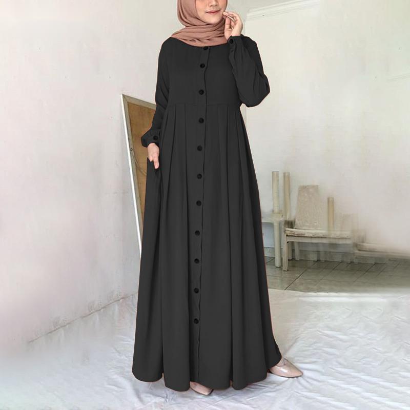AliExpress - Abaya Dubai Turkey Arabic Hijab Muslim Fashion Dress Islamic Clothing Long Dresses Abayas For Women Robe Musulman De Mode Femme