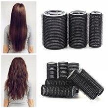 Bigoudis Pro bigoudis Pro bigoudis de coiffure professionnel Multi taille Salon de coiffure collant Style pour bricolage