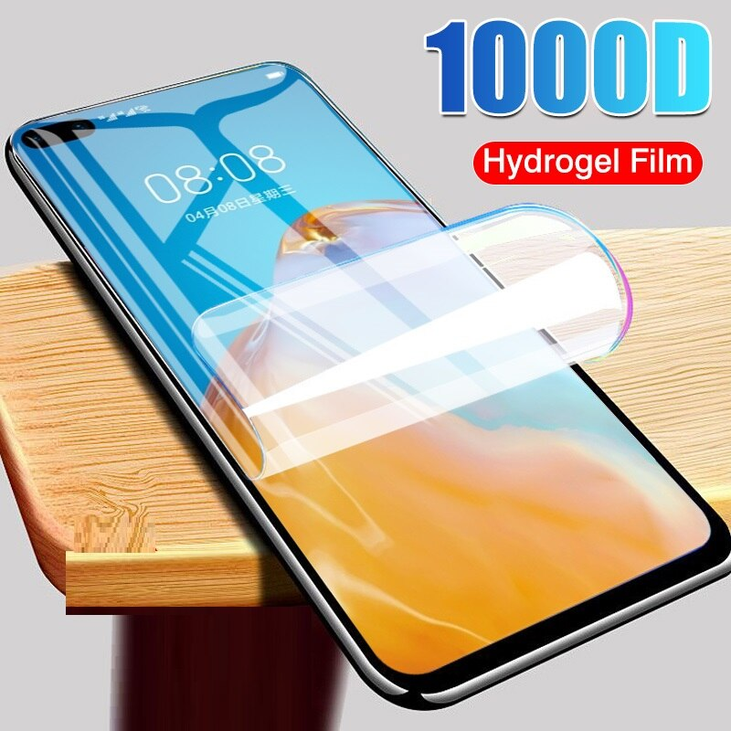 Hydrogel Film For Huawei P20 Pro P30 P40 Lite E Screen Protector Huawei P10 Plus P Smart Z 2019 Prot