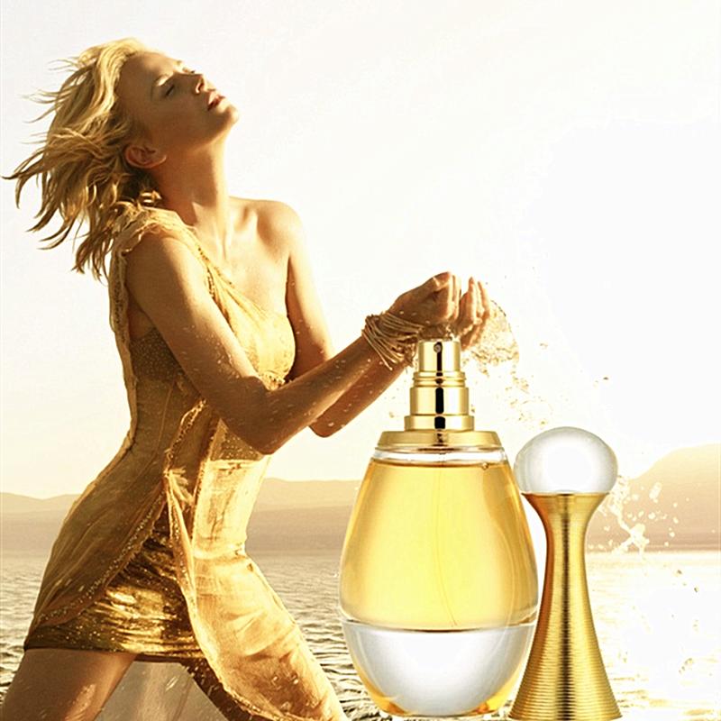 Free Shipping 100ML Parfume for Women EAU DE PARFUM Natural Mature Female Fragrance Fresh Parfumes Mujer Originales