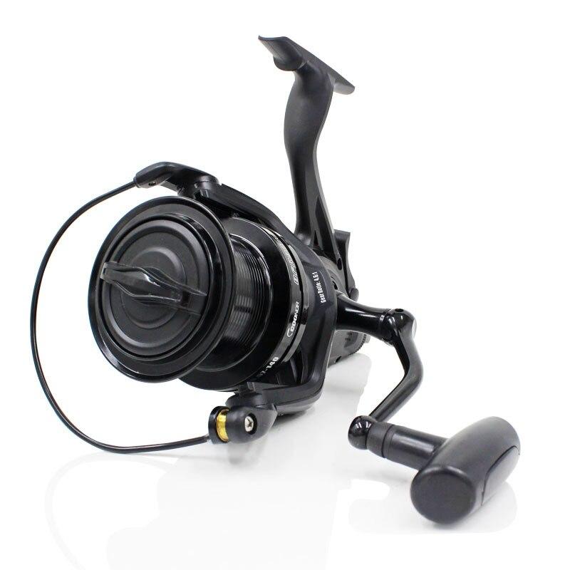 Fishing Reel BFR9000+8000 Drag 10kg Metal/EVA Ball Grip Spool Spinning Reel Saltwater Reel For Carp Reel Fishing Pesca enlarge