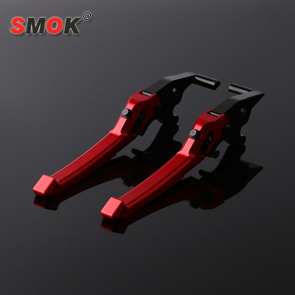 Humo de la motocicleta accesorios para Scooter 3D de embrague de freno de palanca para Yamaha X-max Xmax 250, 300 de 400 Xmax250 Xmax300 Xmax400 2017, 2018