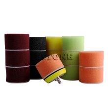 16 шт 50 мм 2 дюйма плоский полировальный коврик набор для воздушного шлифовального станка полировщик Новый