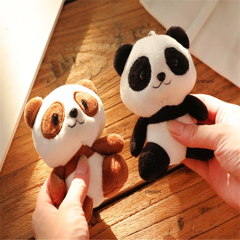 nice 1pc 35cm plush cat toys stuffed animal 10-12CM Multi Designs Panda Etc Approx. Plush Stuffed Doll Toy Penguin Cat Plush Animal Toys  Stuffed Animals  Plush