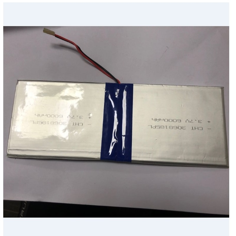 Batería Para CHUWI Hi9 Air 10,1 pulgadas Tablet PC CWI546 nuevo acumulador recargable de polímero de litio reemplazo 3,7 V 6000mAh * 2