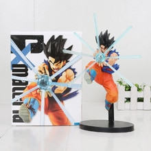 23cm Dragon balle figurine Son Goku G materia Dragon balle Super Saiyan PVC figurine modèle jouet