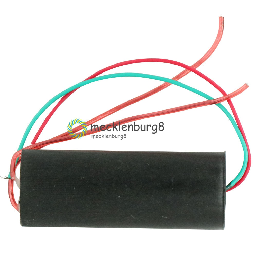 50000V 50KV High Voltage Pulse Generator Arc Pulse Ignition Coil Booster Step Up Power Supply Conver