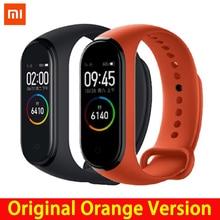 Global Version Xiaomi Mi Band 4 Smart Bracelet Miband 4 Multi language Fitness Wristband 50M 5ATM Waterproof Fitness Smartbrand