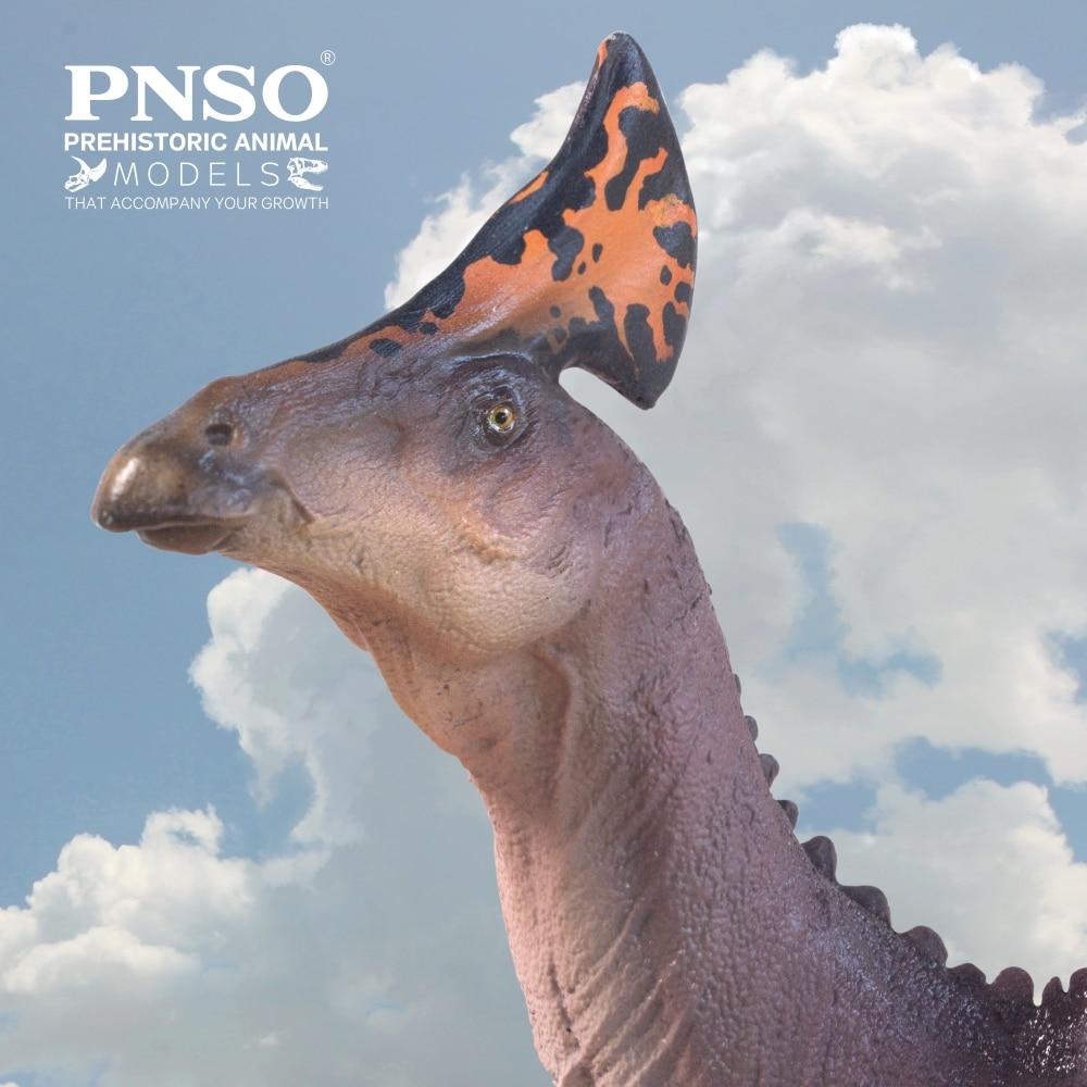 Pnso Prehistorische Dinosaurus Modellen: 53Ivan De Olorotitan
