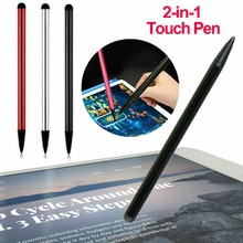 2 in 1 Stylus Pen Touch Screen Pencil Mobile Pen Universal For apple pencil iPhone iPad Samsung Tabl