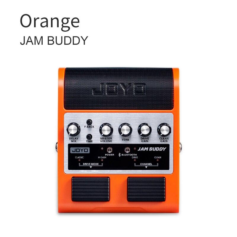 Joyo Jam Buddy Pedal Guitar Amplifier Rechargeable Battery Delay Effect Multiple Tones Electric Guitar Effect Speaker enlarge