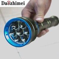 8000LM фонарик для дайвинга 7 x XML T6 XM-L L2 водонепроницаемый фонарь для подводной съемки 100 метров 26650 фонарь для подводной вспышки тактический фо...