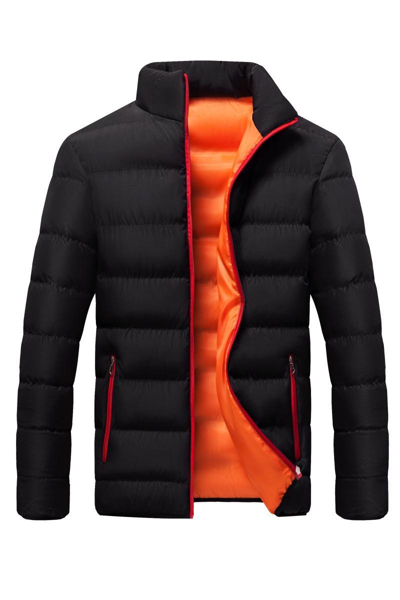 Chaqueta de invierno para hombre 2020, chaqueta tipo Parka para hombre con...