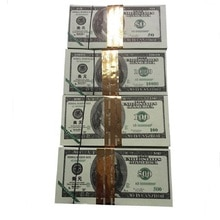 Случайный 80 шт./компл. предок деньги небо ад банкноты доллара США Joss Бумага деньги призрака Бумага деньги в честь предков 15x7,5 см