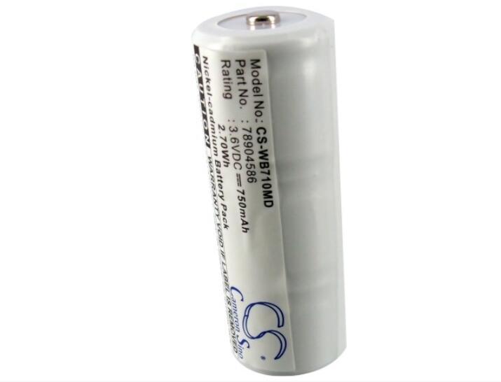 Cameron sino bateria 750mah para o CARDEAL DIVERSIFICADA CJB-191for MÉDICA MÉDICA N N36751 WELCH-ALLYN 78904586