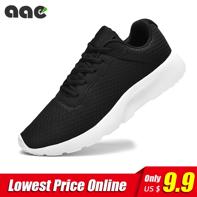 Mens Casual Shoes Men Sport Shoes Breathable Sapato Masculino Lightable Man Sneakers Comfortable Shoes for Men Dropshipping 2020