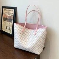 2021 fashion pu leather large capacity ladies shoulder bag multifunctional casual ladies handbag travel ladies shoulder bag