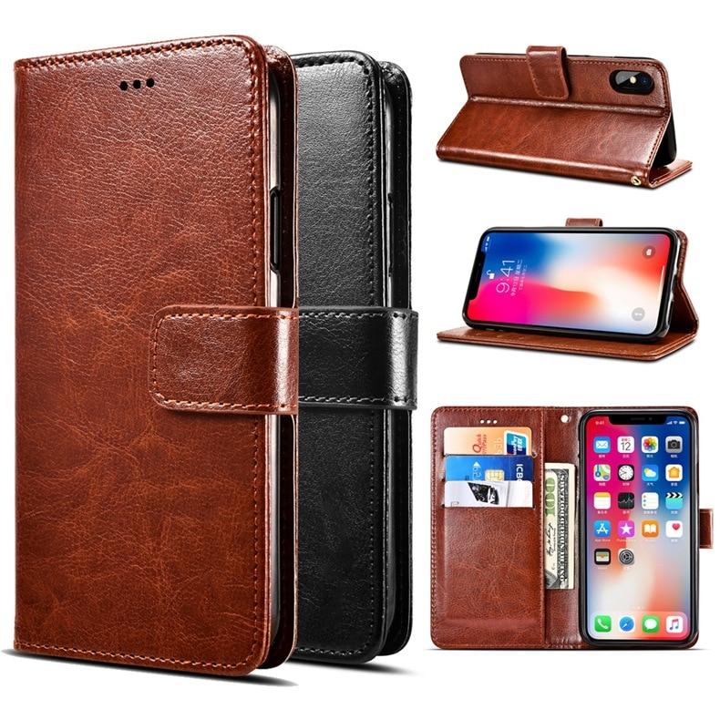 Caso para Asus Zenfone 4 ZE554KL ZC554KL ZC520KL X00HD ZD553KL ZB553KL X00LD X00LDA ZD552KL Telefone Flip Case capa de Couro Capa Carteira