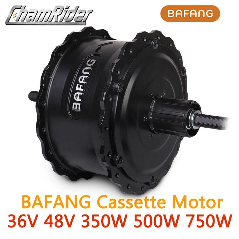 Bafang Fatbike Freehub 48V 350W 500W 750W 8FUN E-bike High Speed Brushless Gear Hub Motor Wheel Cassette RM G060.350.DC 175 190