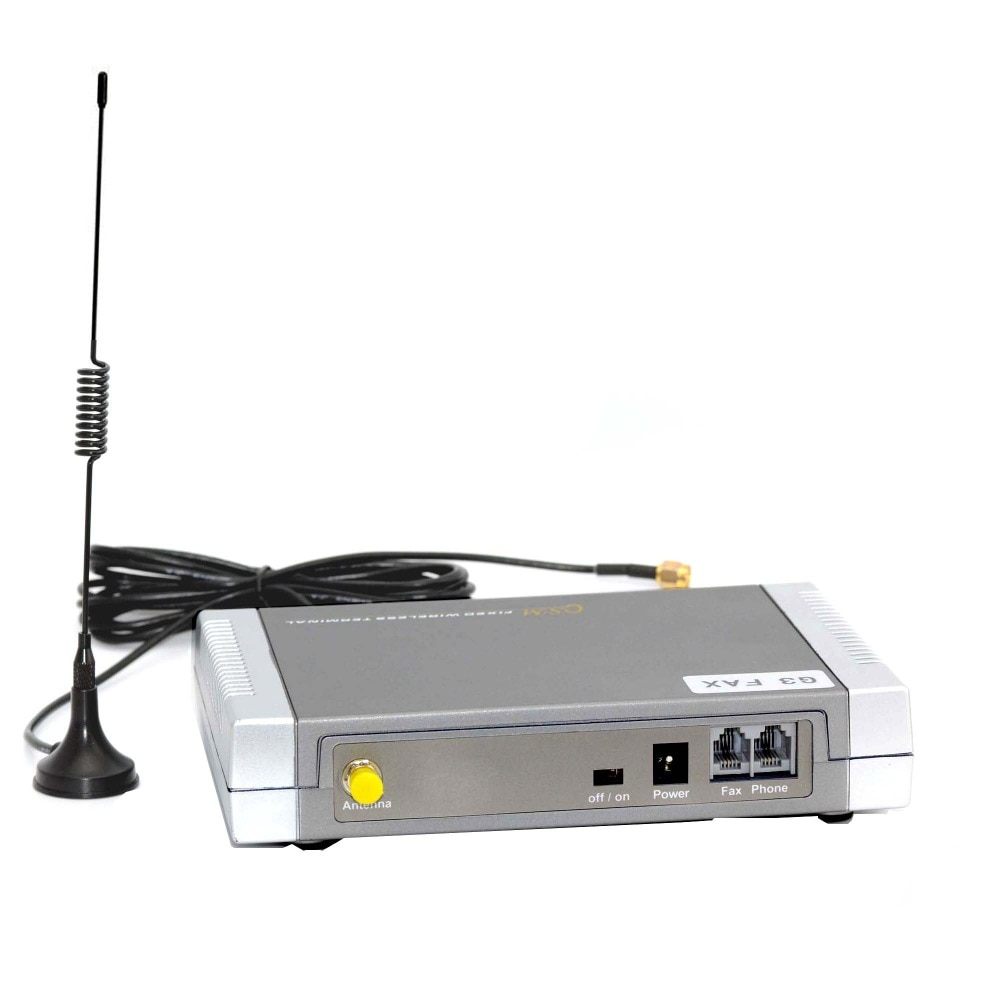 850/900/1800MHZ Fixed Wireless Terminal Router for wireless fax, voice calling with LCD display enlarge