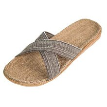 Summer Shoes Men Flip Flops Indoor Mens Shoes Home Slippers Unisex Mules Casual Slides Floor Slippers Flat Shoes pantuflas homme