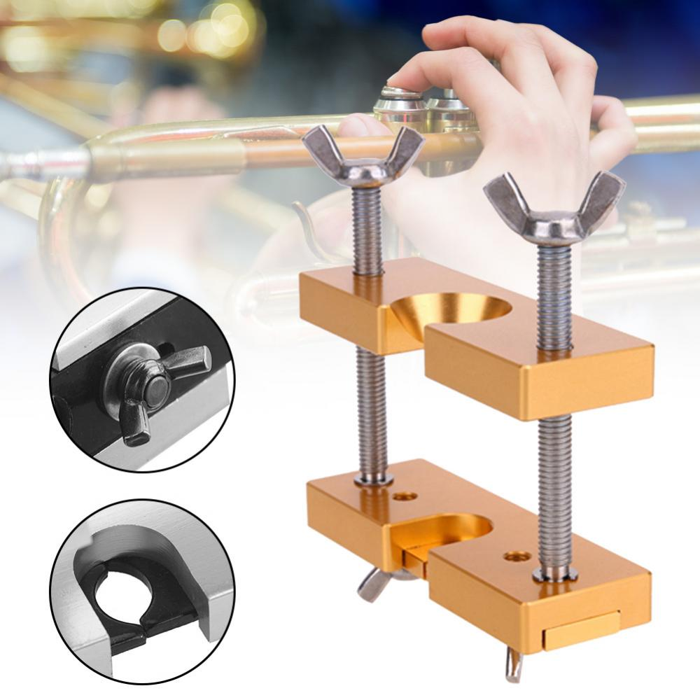 Aluminum Mouthpiece Puller Tool Remover for Wind Instruments Trumpet Trombone enlarge