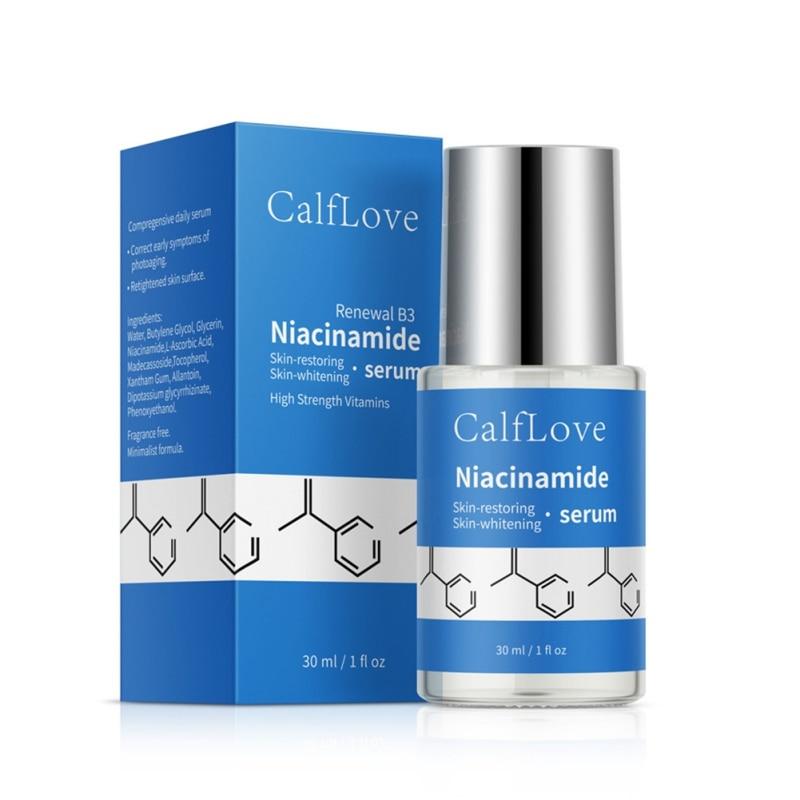 30ml Nicotinamide Stock Solution B3 Moisturizing and Repairing Essence Moisturize and Brighten Skin Face Serum недорого