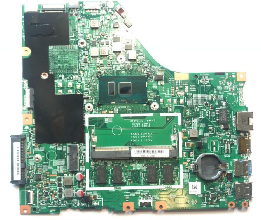 KEFU لينوفو V110-15ISK اللوحة الأم V110-15IKB 15277-1N 448.08B01.001N وحدة المعالجة المركزية i5-7200U ذاكرة الوصول العشوائي 4GB اختبار 100% العمل