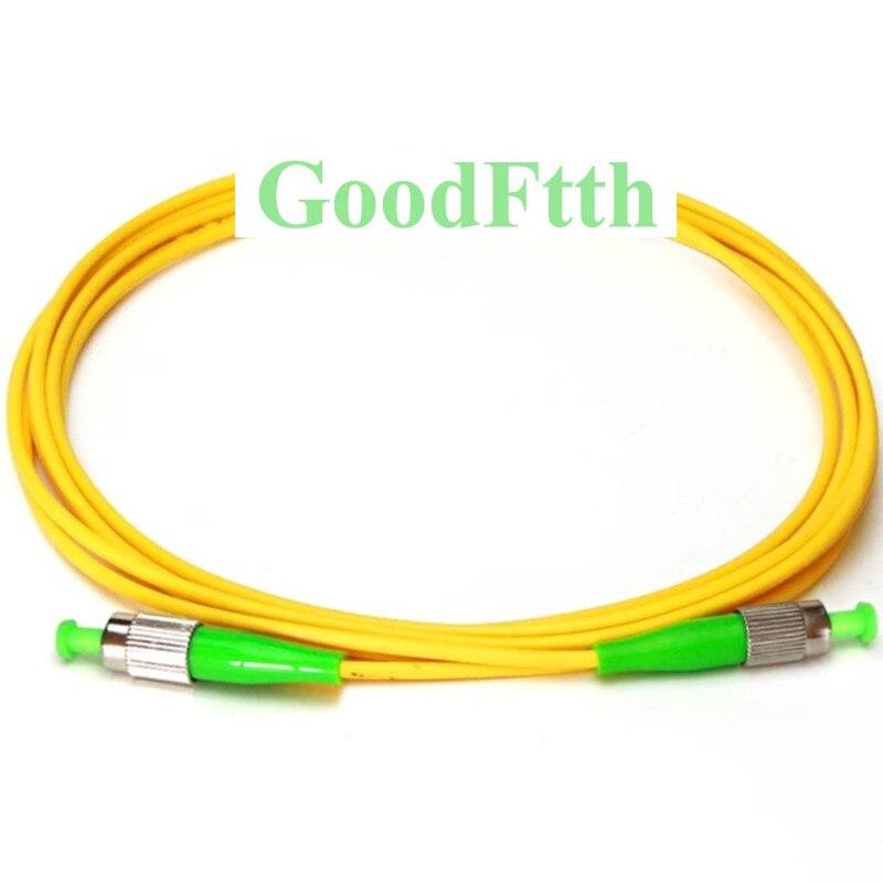 Patch Cord Jumper Cable FC-FC APC FC/APC-FC/APC SM Simplex GoodFtth 100-500m