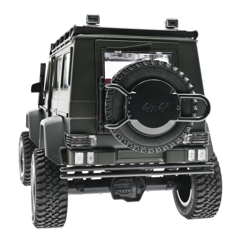 1:12  Scale Mn86 Rc Car Big G Four-Wheel Drive Climbing Vehicle G500 Upgrade 4*4 Full Remote Control Toys enlarge
