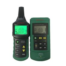Mastech MS6818 profesional portátil, Cable de alambre de rastreador de tubo de Metal de Detector de línea rastreador Voltage12 ~ 400V