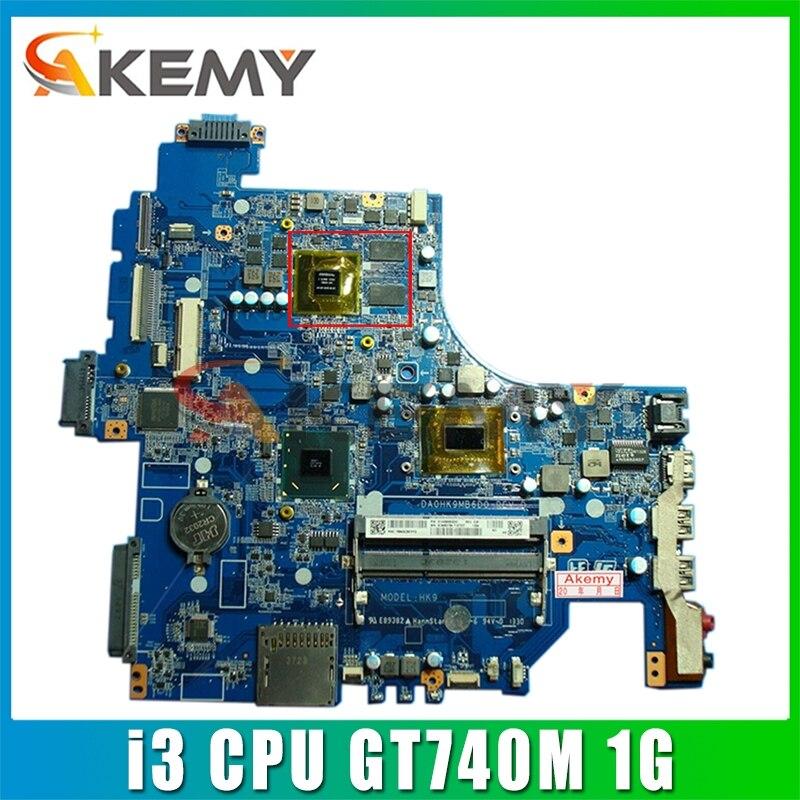 A1945019A A1951372A DA0HK9MB6D0 لسوني VIAO SVF152 SVF152A HK9 اللوحة المحمول مع i3 CPU GT740M 1G-GPU DDR3 100% اختبار موافق