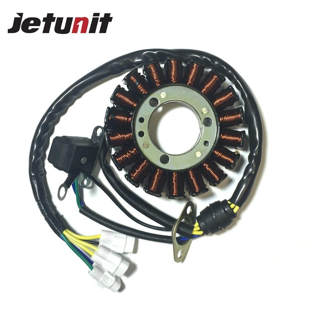 Jetski Stator assembly Magneto generator Kawasaki 21003-3746 ULTRA 150(1999-2005) 1200 STX-R(2003 2004 2005) electric Parts