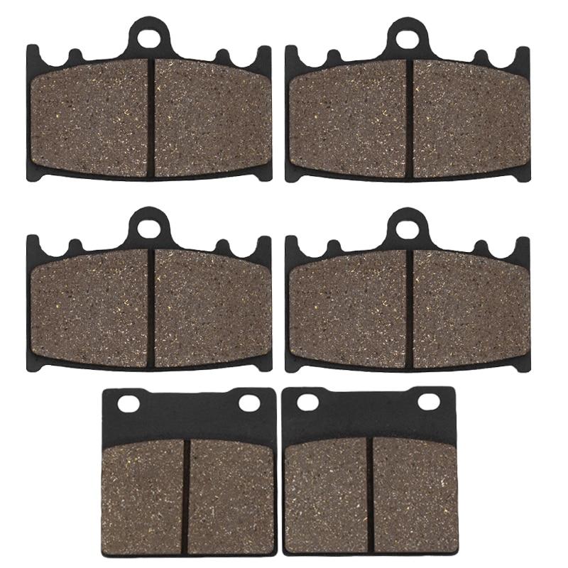 Motorcycle Parts Front and Rear Brake Pads for SUZUKI GSXR 600 GSXR600 1997-2003 GSXR750 GSXR 750 2000-2003 TL1000S TL 1000S
