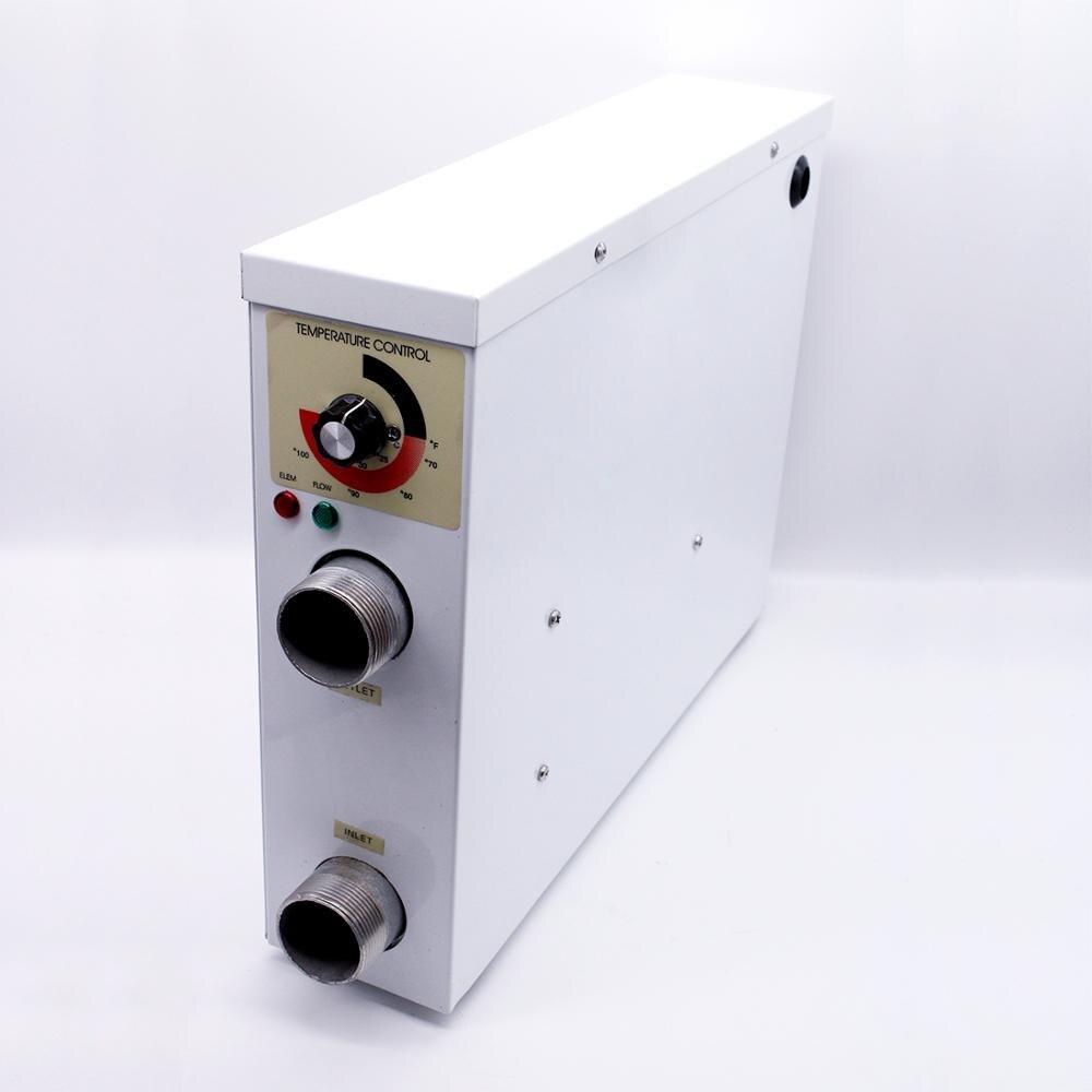 Bomba de calor eléctrica de 5,5 kW to18KW, calentador de agua para piscina, calentador de SPA con certificación CE, 220v/380v