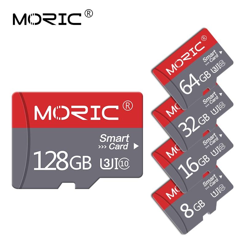 Новейшая карта памяти Micro SD 128 ГБ 256 ГБ TF 4 ГБ 8 ГБ 64 ГБ 32 ГБ sd карта 16 ГБ 8 ГБ carte sd memoria Class 10 с бесплатным адаптером