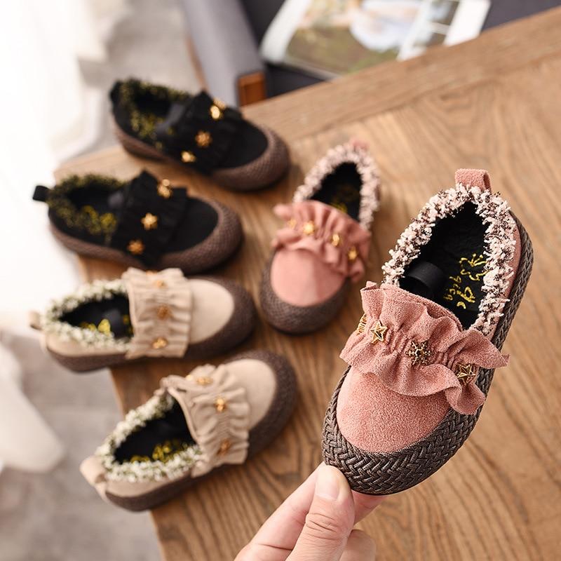 Новинка 2021, детская обувь, детская обувь, обувь для девочек, обувь принцессы, школьная обувь, детская модная обувь