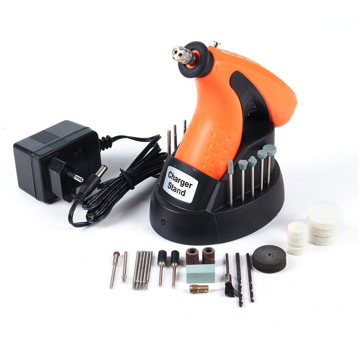 Mini Molinillo Eléctrico hogar DIY recargable 3,6 V 1300mA grabado pulido de mano de alta calidad práctica pulidora