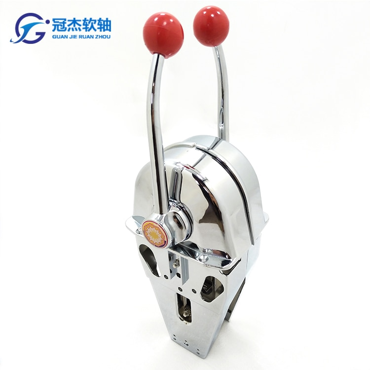 Hot selling boat engines morse control lever accelerator and gear shift control box fishing vessel enlarge
