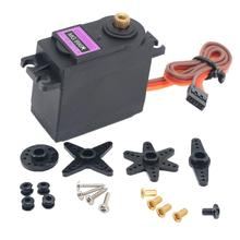 MG996R Large Torque Metal Gear Servo for RC Helicopter Car Truck Boat Kids Toy ABS, Metal Temperatur
