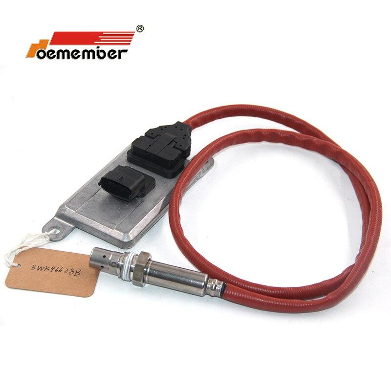 Sensor Nox de oxígeno y nitrógeno de 24v para camiones DAF 1836060 5WK96628B accesorios para coches