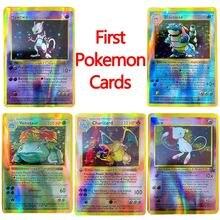 1996 Pokemon Cards First Generation Edition English Charizard Mewtwo Venusaur Playing Pokémon Card