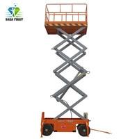 Full Electric Hydraulic Scissor Lift Table electric table truck platform
