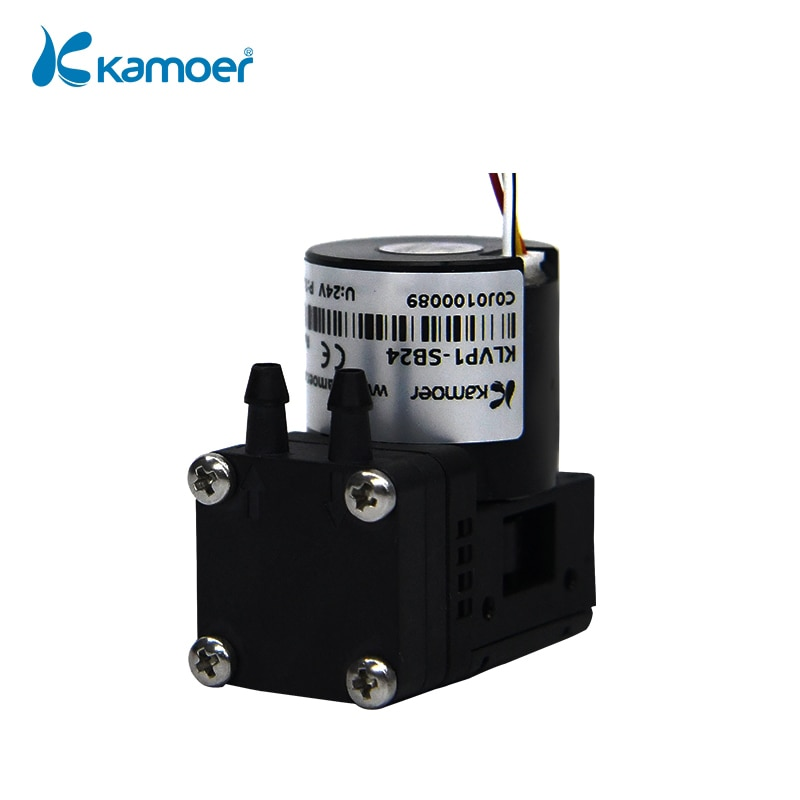 variable vane pump hydraulic pump low noise low pressure brand electric motor drive vp sf 30 d c b a vp sf 40 pump head Kamoer KLVP1 12V/24V Micro Vacuum Pump with BLDC/DC Motor and EPDM Diaphragm Low Noise High Performance Air Pump for Analysis